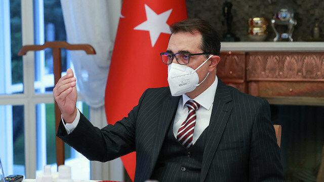 Bakan Dönmez'den doğal gaz rezervi açıklaması: Türkiye'nin ihtiyacının üçte birini karşılayacak