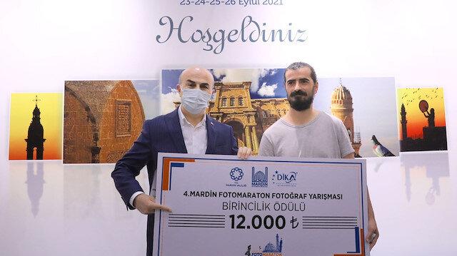 Mardin Fotoğraf Maratonu'nda ödüller sahiplerini buldu
