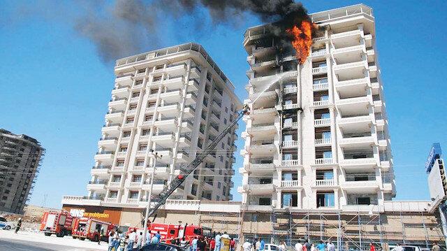 Binalarımız yangına karşı korumasız