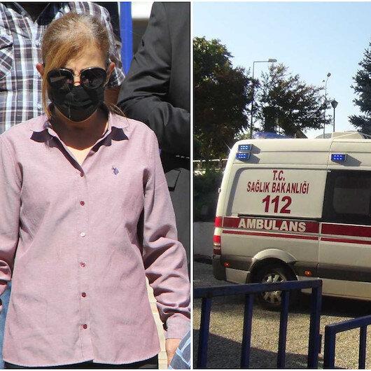Pınar Gültekin davasında 'Bunlar ailecek katil' sözünü duyan sanığın annesi bayıldı