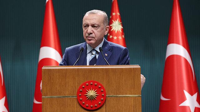 Cumhurbaşkanı Erdoğan: Önümüzdeki ay Paris İklim Anlaşması'nı onaylama kararı aldık