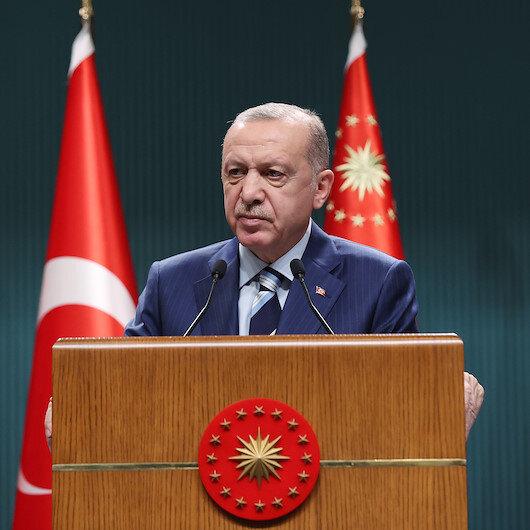 Cumhurbaşkanı Erdoğan: Önümüzdeki ay Paris İklim Anlaşmasını onaylama kararı aldık