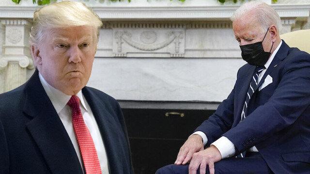 Trump'tan acı itiraf: Ülke rezil durumda dünya bize gülüyor