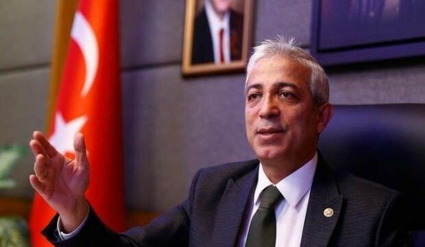 Türkiye Büyük Millet Meclisi Tarım ve Köyişleri Komisyonu Başkanı Prof. Dr. Yunus Kılıç.