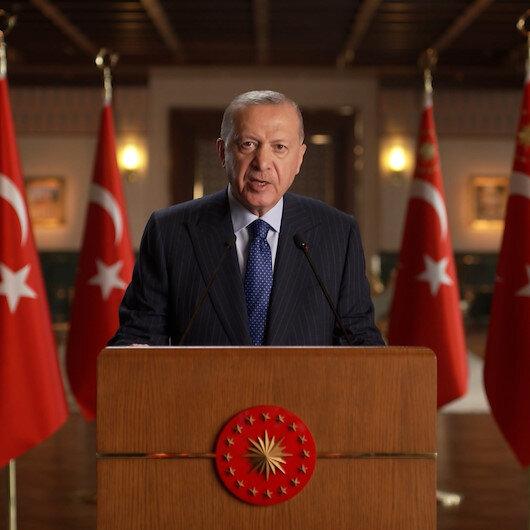 Cumhurbaşkanı Erdoğan: Aşılama oranında yüzde 70 hedefine çok yaklaştık
