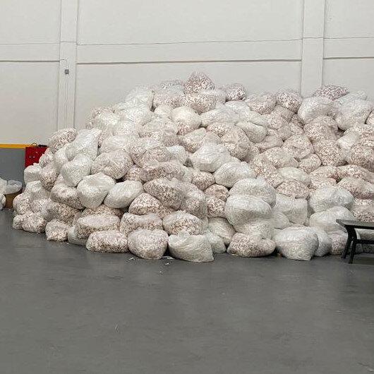 İçişleri Bakanlığı açıkladı: 263 milyon kaçak makaron ele geçirildi