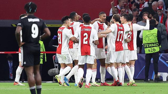Beşiktaş eksiklerle gittiği Hollanda deplasmanından eli boş döndü