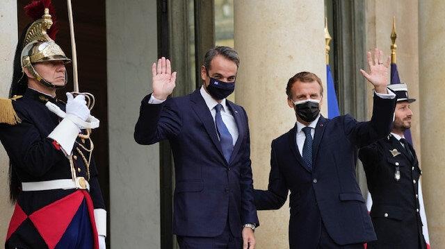 Yunanistan ve Fransa arasında savunma paktı