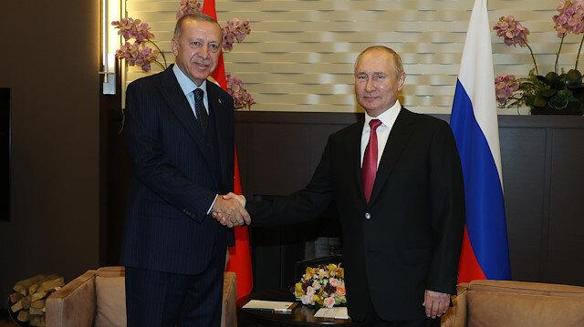 Cumhurbaşkanı Erdoğan: Attığımız adımlardan dönmemiz mümkün değil