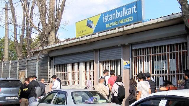 İstanbul'da toplu taşımada