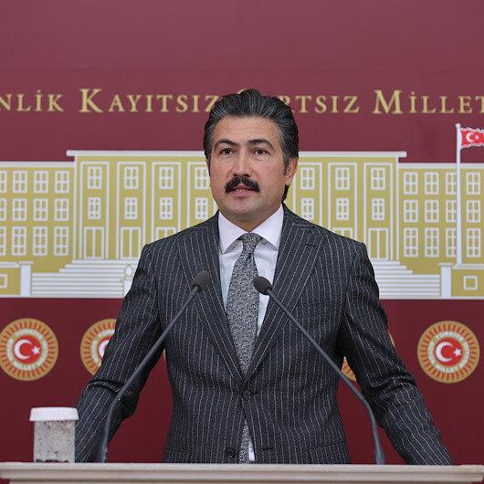AK Partili Özkandan tutum belgesi açıklaması: Yapmaya çalıştıkları terörün meşrulaştırılmasıdır