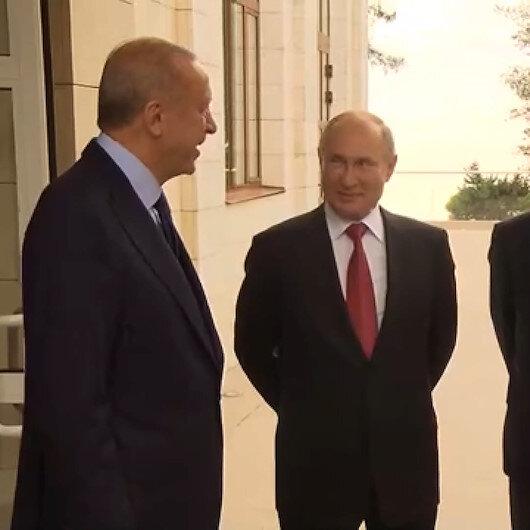 Putin'den Cumhurbaşkanı Erdoğana Sputnik V aşı önerisi