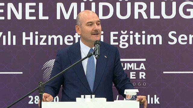 Bakan Soylu'dan Kılıçdaroğlu'na tepki: FETÖ'nün kasetiyle bir partiye çöktün