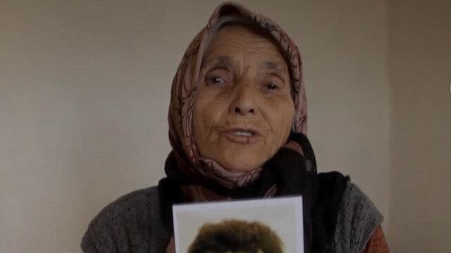 Fatma annenin 34 yıllık bekleyişi: Kayıp oğlunu arıyor