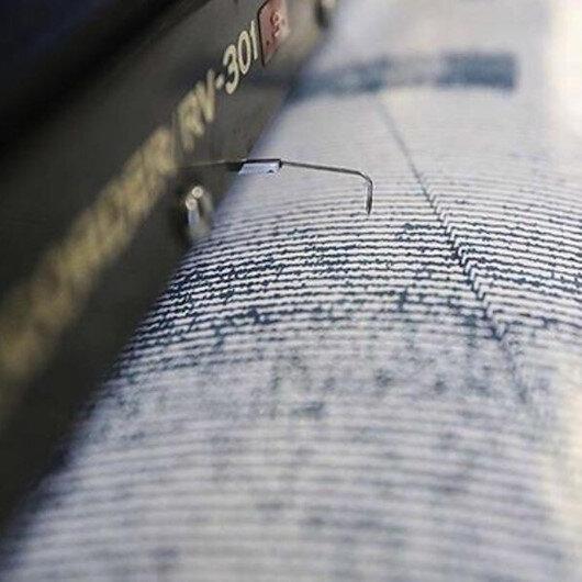 Datça'da iki korkutan deprem
