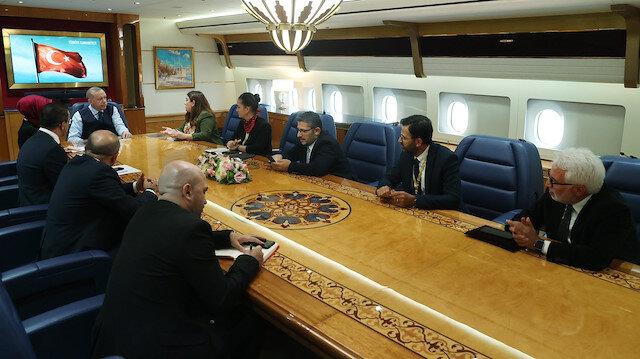 Cumhurbaşkanı Erdoğan: ABD ya F-35'lerimizi verecek ya da parayı