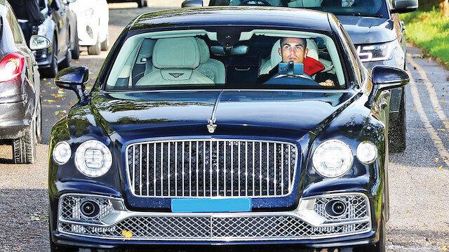 Ronaldo benzin alamadı