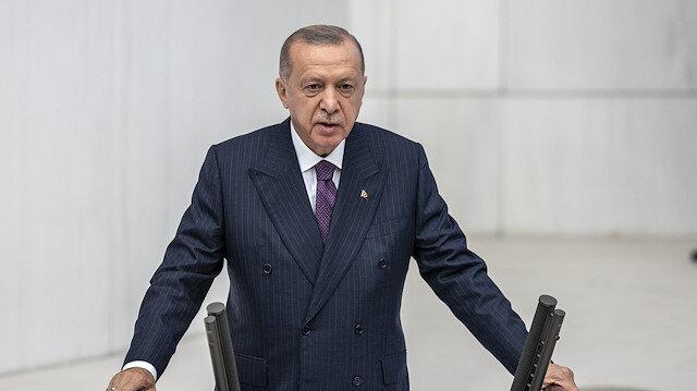 Cumhurbaşkanı Erdoğan: Yeni anayasa milletimize vereceğimiz en güzel 2023 hediyesi olacaktır