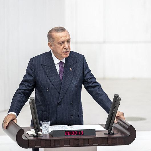 Cumhurbaşkanı Erdoğan: Adına Kürt sorunu denen meseleyi biz çözdük