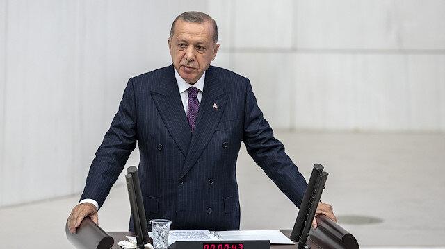 Cumhurbaşkanı Erdoğan: Merkez Bankası rezervimiz 122 milyar dolar seviyesine ulaştı
