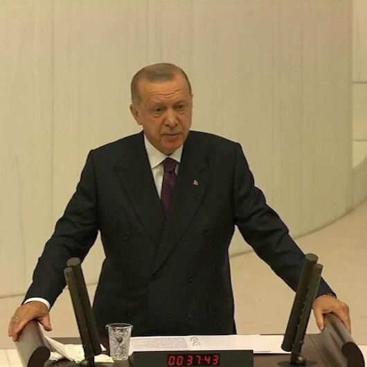 Cumhurbaşkanı Erdoğan: Fiyatları keyfi bir şekilde belirleyen firmaların üzerine gideceğiz