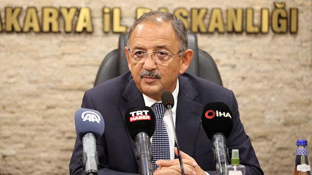 AK Parti Genel Başkan Yardımcısı Özhaseki: Keşke belediyecilikte bir rakibimiz olsa