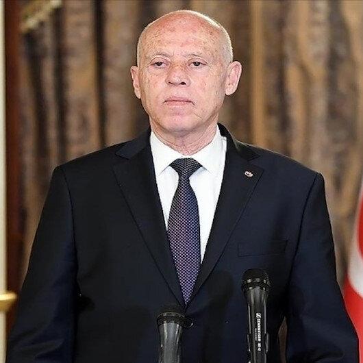 Tunus Meclisi'nden Cumhurbaşkanı Said'e veto