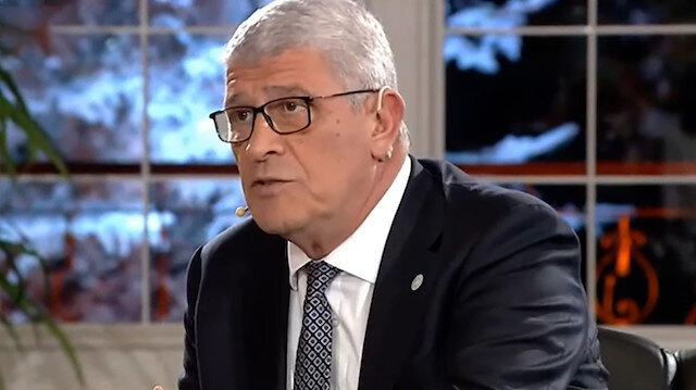 İYİ Partili Müsavat Dervişoğlu: Din ve vicdan hürriyeti 1400 yıldır çözülemedi