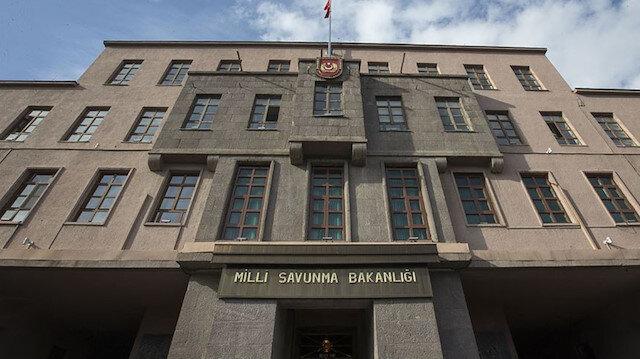 MSB: Yunanistan'a mütekabiliyet kapsamında sahada gerekli karşılık veriliyor