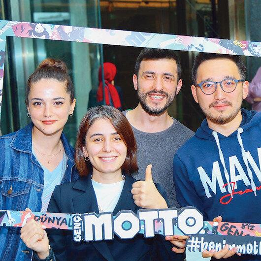 Gençlerin yeni 'Motto'su: Önümüzdeki hafta raflarda