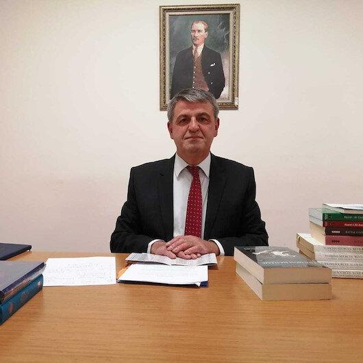 Türk tarihçi Necati Demir: Alp Er Tunga'nın mezarının yerini Özbekistan devletine aktardım