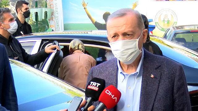 Cumhurbaşkanı Erdoğan açıkladı: İlk etapta bin kadar Tarım Kredi Kooperatifi marketlerinin kurulması talimatını verdik