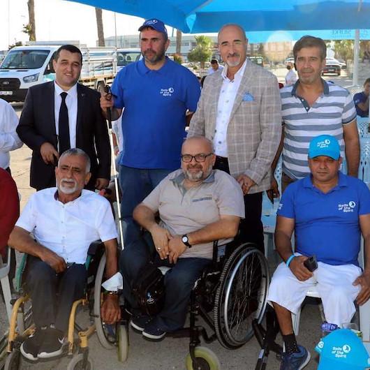 Akdeniz Belediyesi Başkanvekili Eğin: Kentlerimizi, engelli insanlarımızı da düşünerek dizayn etmeliyiz