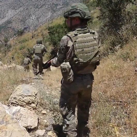 Teröre bir darbe daha: PKKnın ele geçirilmesi imkânsız diye tanımladığı sözde doğu karargâhı ele geçirildi
