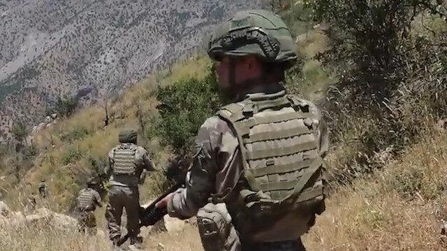 Teröre bir darbe daha: PKK'nın 'ele geçirilmesi imkânsız' diye tanımladığı sözde doğu karargâhı ele geçirildi