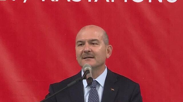 İçişleri Bakanı Soylu 'yeni bir rakam veriyorum' deyip duyurdu: 181'e indi