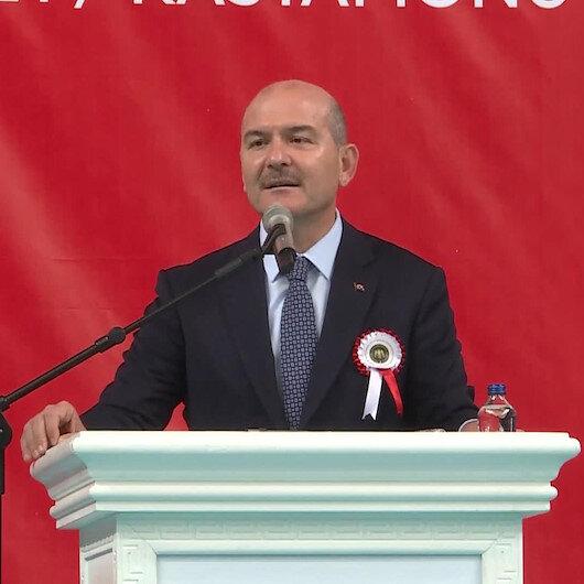 İçişleri Bakanı Soylu yeni bir rakam veriyorum deyip duyurdu: 181e indi