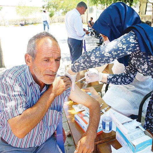 Riskli gruba ücretsiz grip aşısı: Eylül ve şubat arasında yapılacak