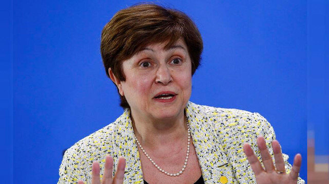 IMF Başkanı Georgieva'nın da adının karıştığı usulsüzlük iddialarına inceleme