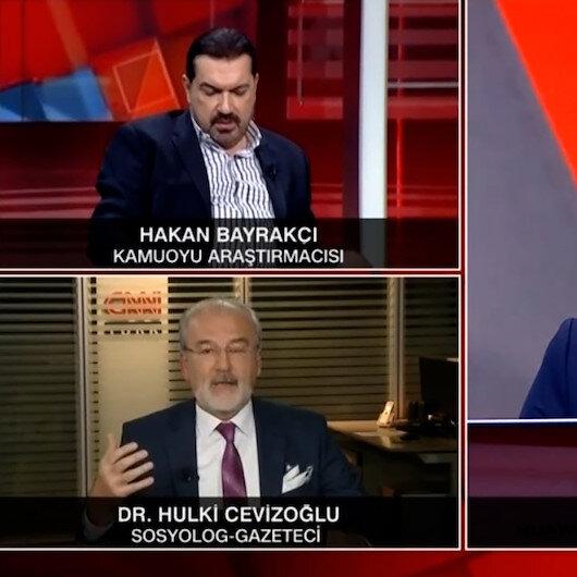 Hulki Cevizoğlundan muhalefete aday tepkisi: Kemal Bey Erdoğana Er meydanına gel deyip duruyor adayınız çıksın da görelim