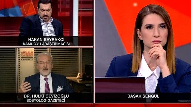 Hulki Cevizoğlu'ndan muhalefete 'aday' tepkisi: Kemal Bey Erdoğan'a 'Er meydanına gel' deyip duruyor adayınız çıksın da görelim