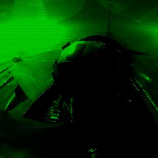 TSKdan gece mesaisi: 4 PKKlı terörist hava harekatıyla etkisiz hale getirildi