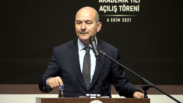 İçişleri Bakanı Soylu: 127 teröristi etkisiz hale getirdik, bunların 39'u üst düzey