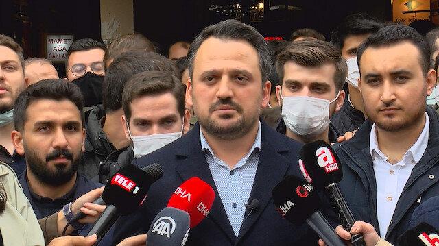 TÜGVA Başkanı Enes Eminoğlu'ndan Canan Kaftancıoğlu'na tepki: İfadeleri yalan ve iftiradır