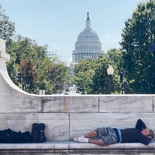 ABDde binlerce evsiz kış mevsimini sokaklarda geçirecek