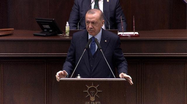 Cumhurbaşkanı Erdoğan sordu: İlk 4 maddeyi değiştirmek CHP'nin mi Kılıçdaroğlu'nun mu fikri?