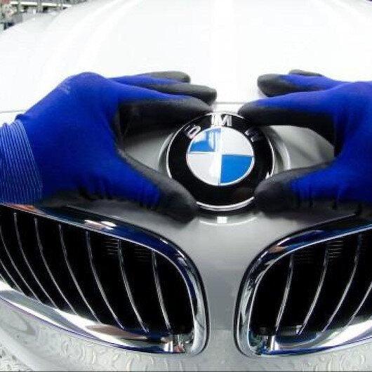Alman otomotiv devi BMW'yi çip krizi vurdu: Yüzde 12 geriledi