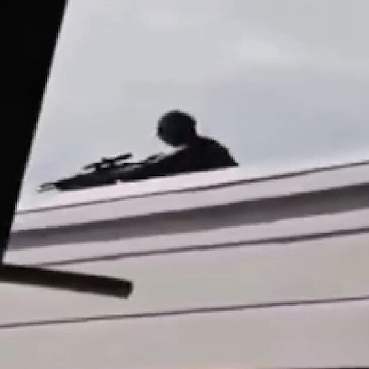 Belçika'da silahlı saldırgan alarmı: Bölgeye keskin nişancılar yerleştirildi