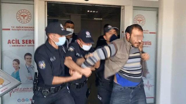 Aksaray'da kaza yapan sürücü: Ben emniyet müdürüyüm amir gelsin