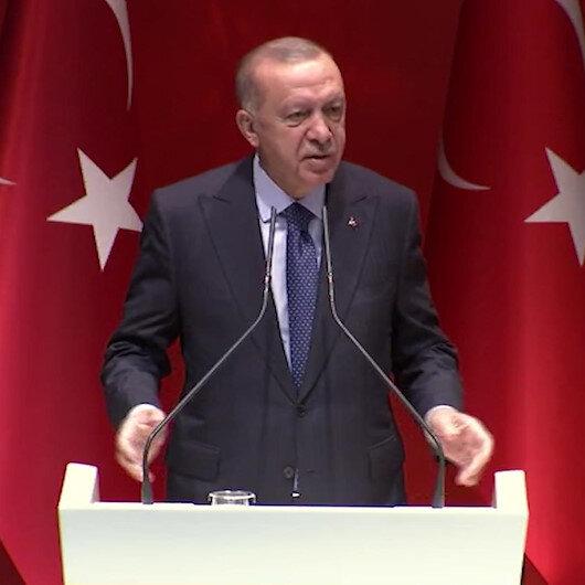 Cumhurbaşkanı Erdoğandan Kılıçdaroğluna: Allah şifa versin